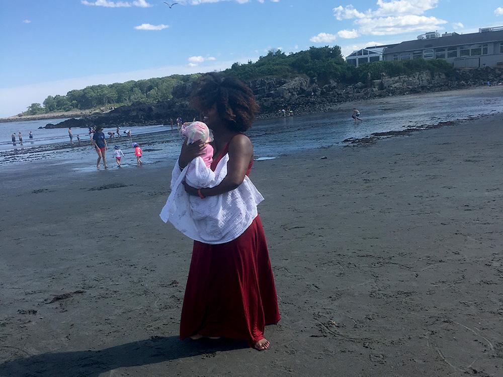In Infancy   Keesa McKoy   Raising Mothers